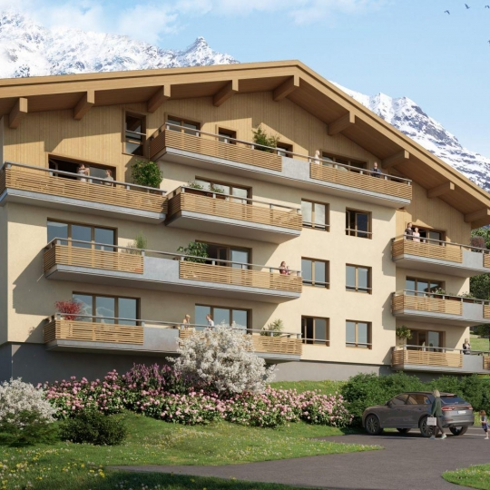 TRANSACTEL : Appartement | LES CONTAMINES-MONTJOIE (74170) | 50.00m2 | 150 500 €